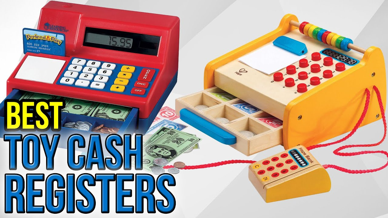 10 Best Toy Cash Registers 2017 Youtube