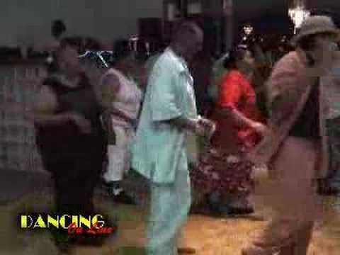 Zydeco Line Dance