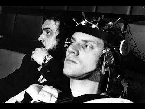 """Genius? No."" Malcolm McDowell on Stanley Kubrick"