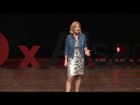 La cocréation active: Lilou Macé at TEDxAlsace