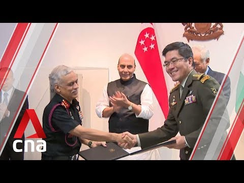 Singapore, India and Thailand to hold annual joint maritime
