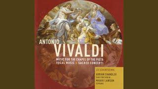 Laudate pueri Dominum - Psalm 112 - for soprano, strings & continuo, RV 600: Excelsus super...
