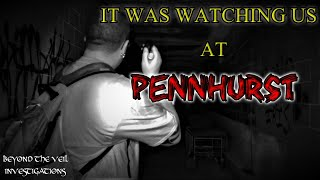 IT WAS WATCHING US IN PENNHURST TUNNEL!! Amazing SHADOW FIGURE and EVPS CAPTURED AT Haunted Asylum!!