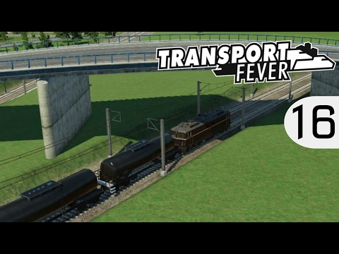 Transport Fever - Achievments [Industrialist Hard] - Drill That Oil - 16