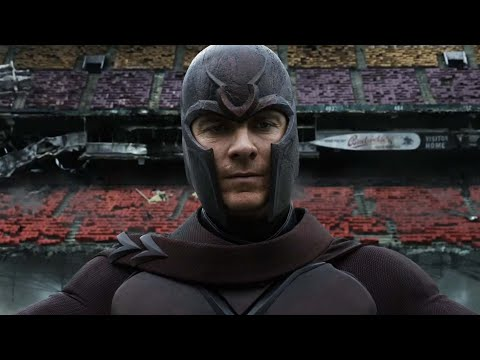 If Days of Future Past used Magneto&39;s First Class Theme