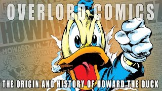 The Origin And History Of Howard The Duck