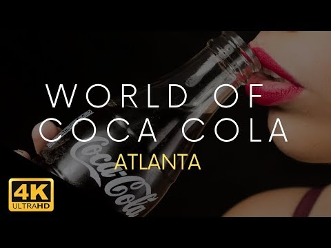 World Of Coca Cola Atlanta Video Tour 4k