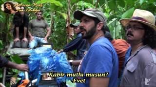 Ek Tha Tiger Yapım Aşaması - Kamera Arkası Görüntüleri - Türkçe Altyazılı Full HD 1080p