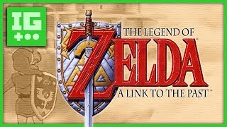 The Legend of Zelda: A Link to the Past - IMPLANTgames
