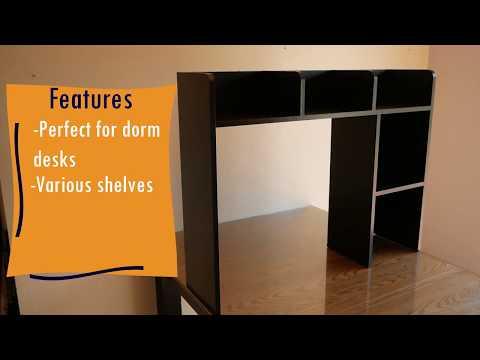 Cl Ic Dorm Desktop Bookshelf