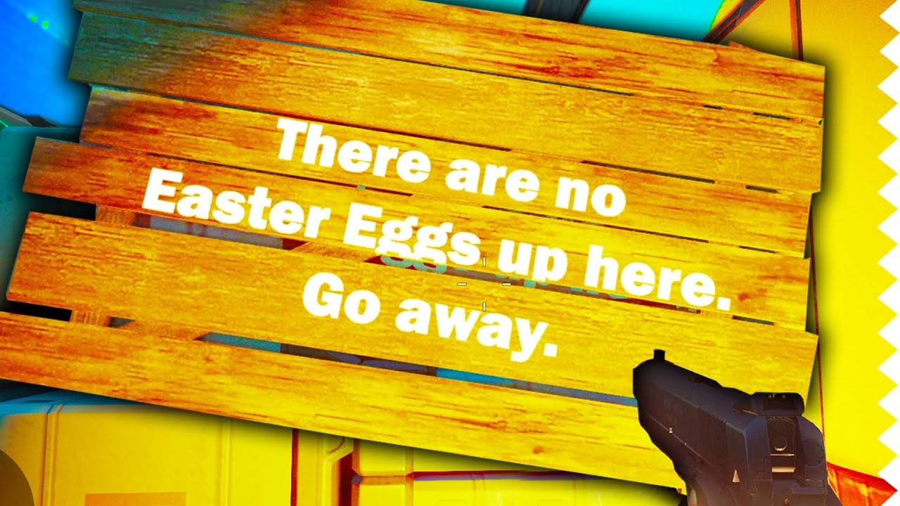 Super Secret Video Game Easter Eggs 2020! #1