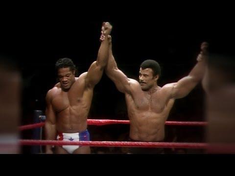 WWE honors Black History Month: Tony Atlas & Rocky Johnson tribute