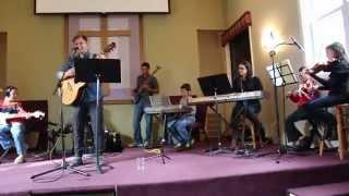 Hillsong United - Oceans (Where Feet May Fail) -Chester Springs Community Church