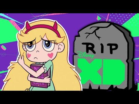 Goodbye Forever, Disney XD?