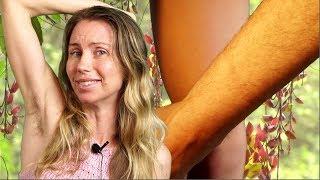 Why I stopped shaving my armpits, legs, everything!!