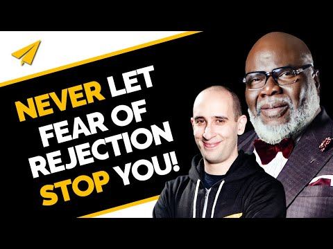 """""""We MUST Be Cured RIGHT NOW from the FEAR of REJECTION!"""" ft. @bishopjakes"""