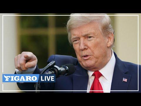 ��Donald Trump dit connaître l'état de santé de Kim Jong-un en Corée du Nord