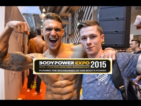 BodyPowerExpo 2015 Birmingham - Full day.