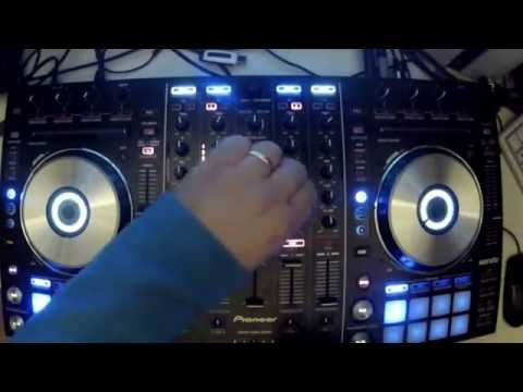 PIONEER DDJ SX   OLD MUSIC 1990/2000    1°  DJ SET
