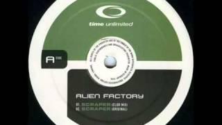 Alien Factory - Scraper (Club Mix) | Time unlimited