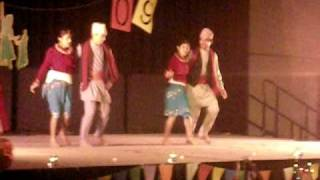 Jhamke Fuli-Dashain and Tihar Night SCSU 2009