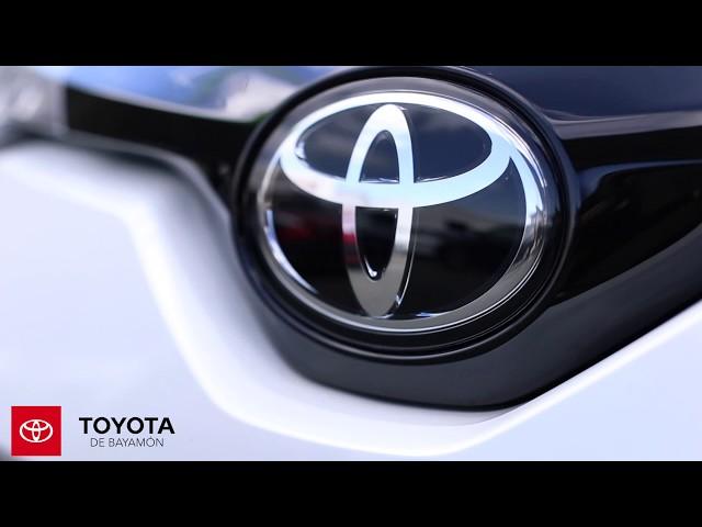 Toyota C-HR 2020 disponible en  Toyota de Bayamón