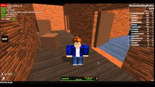 ROBLOX Game Playing:The Mad Murderer Part #1
