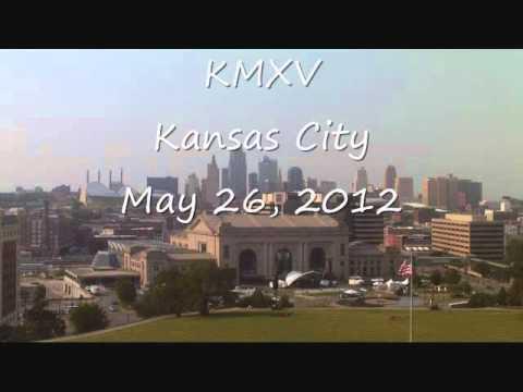 KMXV Kansas City, MO May 26, 2012