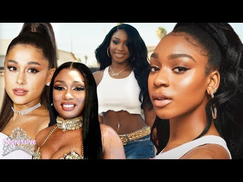 "celebrities-react-to-normani's-""motivation""-video-