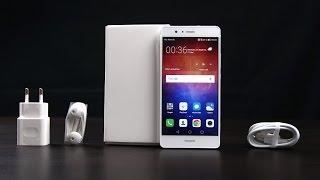 Unboxing: Huawei P9 Lite (Deutsch) 4K | SwagTab