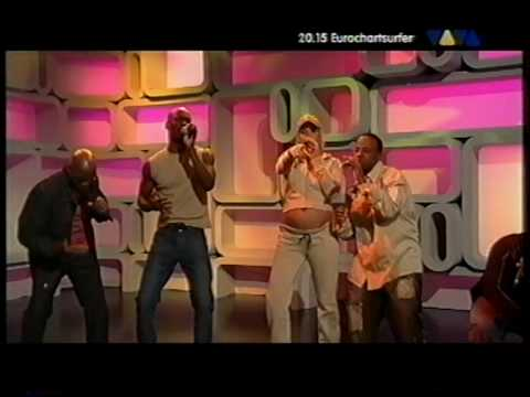 Sarah Connor ft. Naturally 7 - Music Is The Key - live