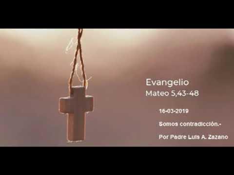 Evangelio del Día Sabado 16 de Marzo - Palabra de Fe