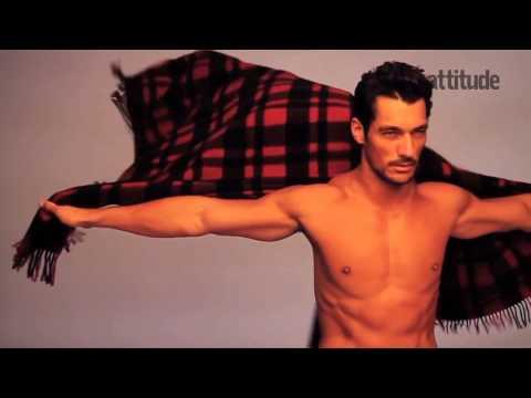 David para Attitude Magazine por Mariano Vivanco | OhMyGandy!