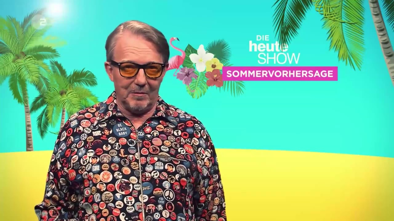 Heute-Show Sommerpause