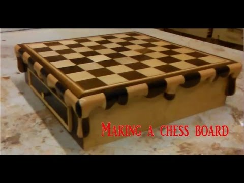 Making A Chess Board Inspired By Salvador Dali 39 S Melting