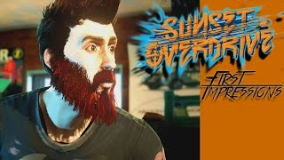 Sunset Overdrive - First Impressions (Introduction,Tutorial, and F#@king Explosions!)