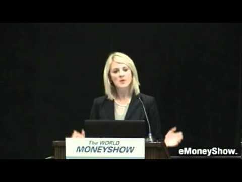 Danielle Park, Toronto MoneyShow keynote September 2011