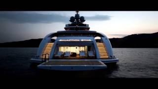 GALACTICA STAR 65M HEESEN SUPER YACHT [HD]