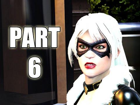 SPIDER-MAN: WEB OF SHADOWS - EPISODE 6 - BLACK CAT!