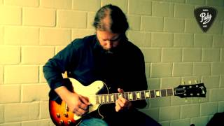 A Minor Blues Improv