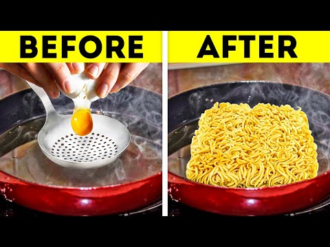 33 EASY COOKING HACKS TO MAKE YOUR KITCHEN TIME BETTER