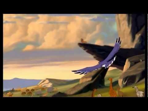 Lion King Trailer (Fan Made)