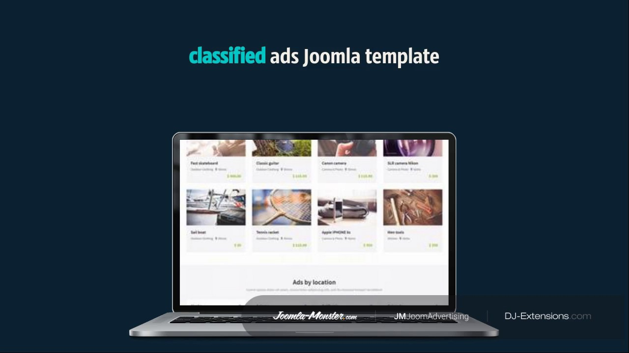 How to build classified ads website