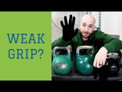 KETTLEBELL SNATCH VARIATIONS TO TRAIN YOUR GRIP