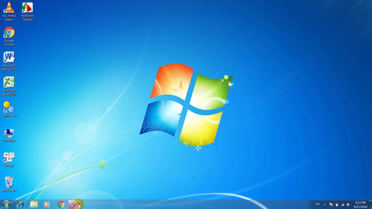 MT 51 Cải thiện chất lượng màn hình TN trên laptop dùng card đồ hoạ AMD