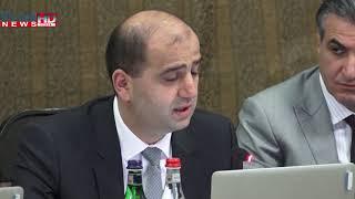 Slaq am Կառավարության նիստում զեկուցվել է հրդեհաշիջման աշխատանքների մասին