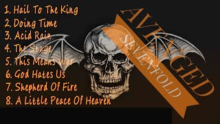 Kumpulan Lagu-Lagu AVENGED SEVENFOLD #2