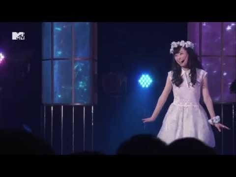 Princess Moon - Fukuhara Haruka (Sailor Moon The 20th Anniversary Memorial Tribute MTV Live 2014)