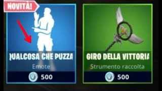 SHOP FORTNITE 06/10/2018!! NEW EMOTE WHAT PUZZA, SKIN BOMBARDIERE OSCURO