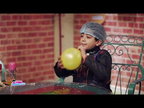اضحك من قلبك مع شيماء سيف واللي هتعمله في الطفل زياد في غرفة منع الضحك😂😂😂